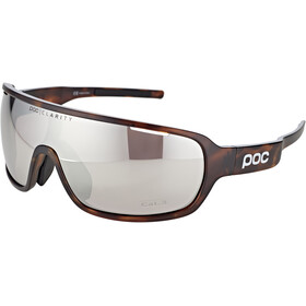 POC DO Blade Bril, tortoise brown